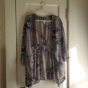 Kimono from JC Penney